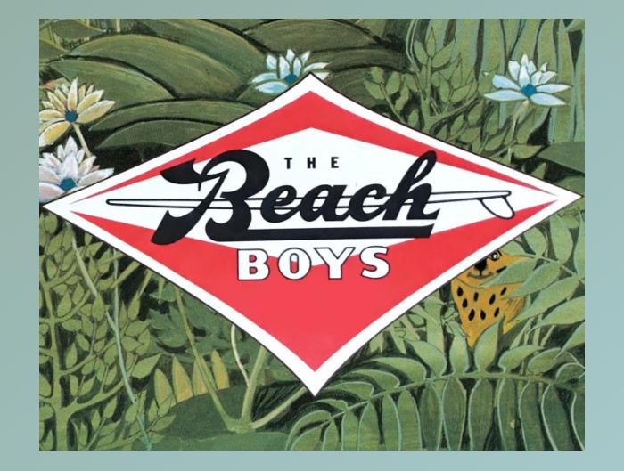 Beach Boysi czy The Beach Boys®